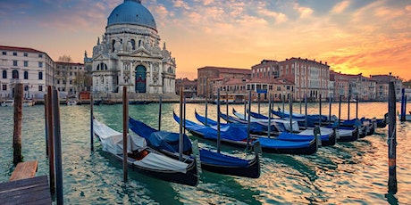 Grand Canal - View from a Vaporetto tickets