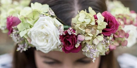 Flower Crowns with Posey Rose Flowers tickets