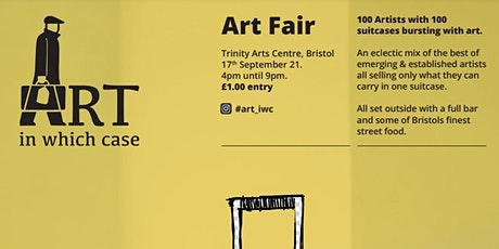 Art In which Case Art Fair tickets