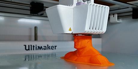 Argraffu 3D - 3D Printing tickets