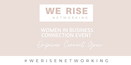 Women in Business 'Connection Event Redlands July tickets
