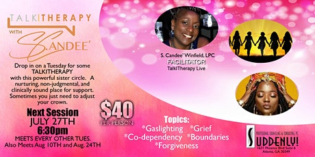 Sister Circle for Queens - Next session August 10th tickets