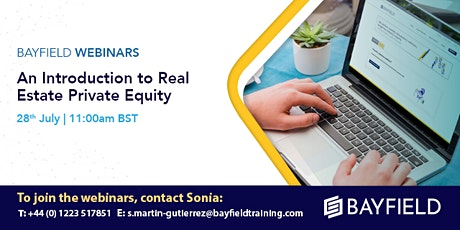 Property Webinar: An Introduction to Real Estate Private Equity tickets