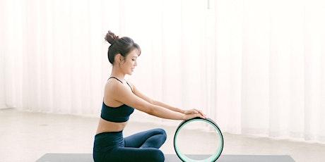 15-Hour Yoga Alliance Accredited Yoga Wheel Training tickets