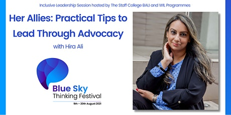 Her Allies: Practical Tips to Lead Through Advocacy tickets