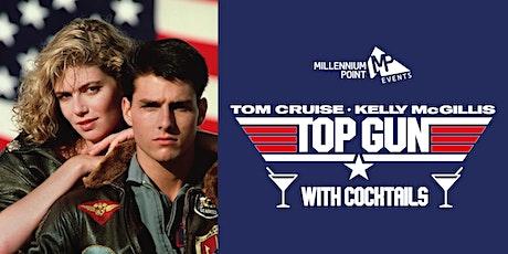 Millennium Point Presents... Top Gun (1986) with Cocktails tickets
