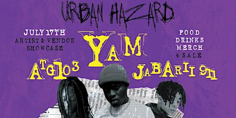 Urban Hazard: Artist & Vendor Showcase tickets