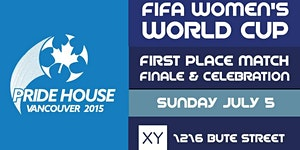 FIFAWWC Women's Final at Pride House Vancouver –...