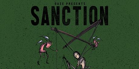Sanction tickets