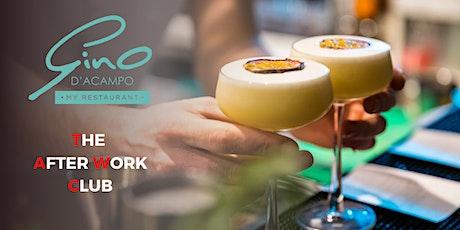 Networking Drinks / Ginos Restaurant Leeds City Centre tickets