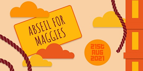 Maggie's OGV Taproom Abseil 2021 tickets
