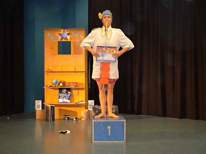 Afbeelding van Theater KinderBoekenWeek: Worden wat je wil!