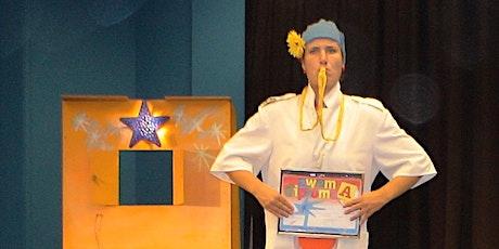 Theater KinderBoekenWeek: Worden wat je wil! tickets