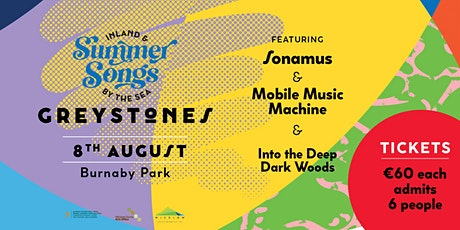Summer Songs in Greystones for Sunday Afternoon tickets