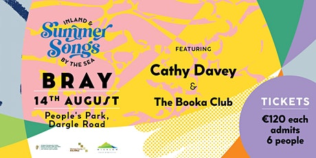 Summer Songs in Bray with Cathy Davey & The Booka Club tickets