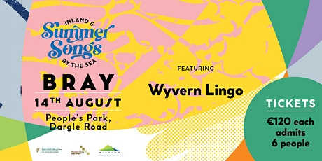 Summer Songs in Bray with Wyvern Lingo tickets
