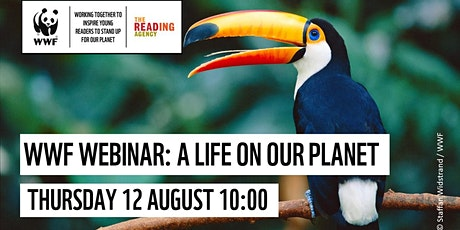 WWF Live Webinar: A Life On Our Planet tickets