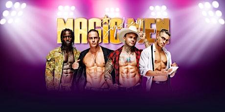 Magic Men Sydney - Space Nightclub at Shark Hotel tickets