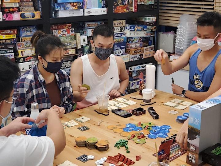 July Board Game Social image
