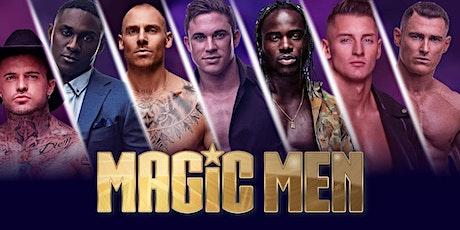 MAGIC MEN ALL STAR SHOW tickets