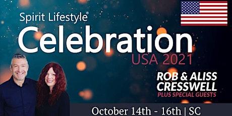 SPIRIT LIFESTYLE CELEBRATION EVENT USA tickets