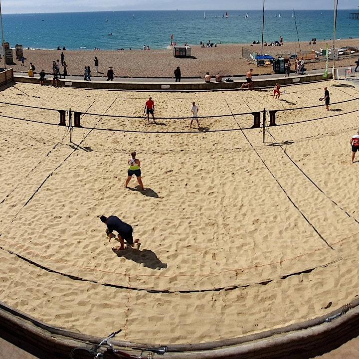 Beach Tennis Tournament image
