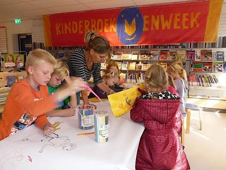 Afbeelding van KinderBoekenWeek: Tekenen met Marja Meijer