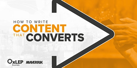 How to Write Content that Converts Tickets