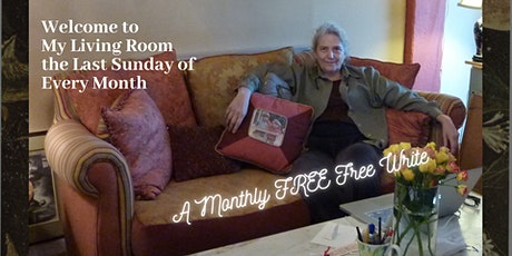 Sunday Afternoon FREE Free Write tickets