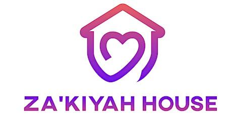 Za'kiyah House Fundraiser Banquet tickets