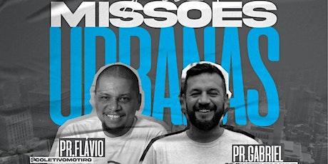 Congresso de Missões Urbanas em Nossos Dias ingressos