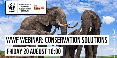 WWF Live Webinar: Conservation Solutions tickets