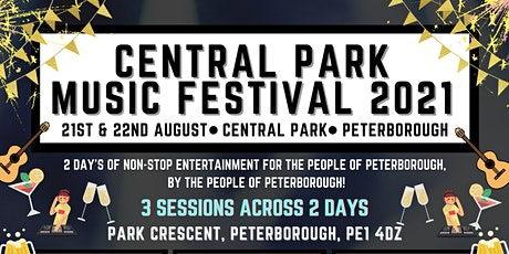 Central Park Music Festival 2021 tickets