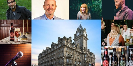 The Balmoral hosts Fred MacAulay & Friends in partnership with Innis & Gunn tickets