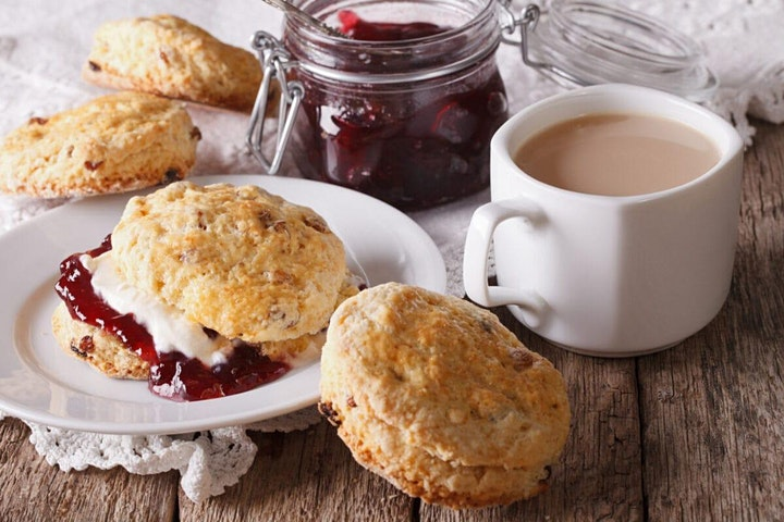 Saturday Afternoon Cream Tea at the Arts & Crafts Church - Middleton image