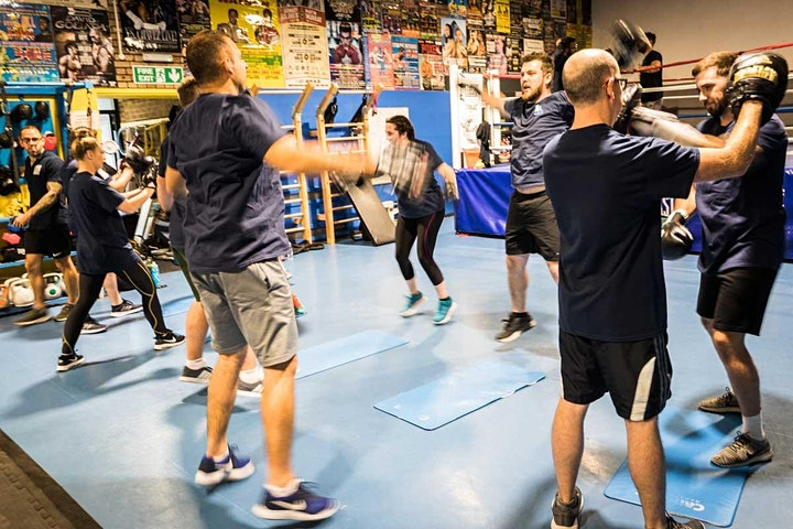 Empire Fighting Chance - Learn to Box and Fitness Workshops image