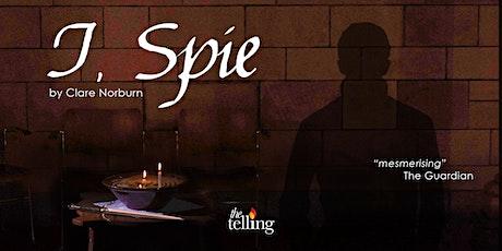 I, Spie: the imagined story of John Dowland within the espionage underworld tickets