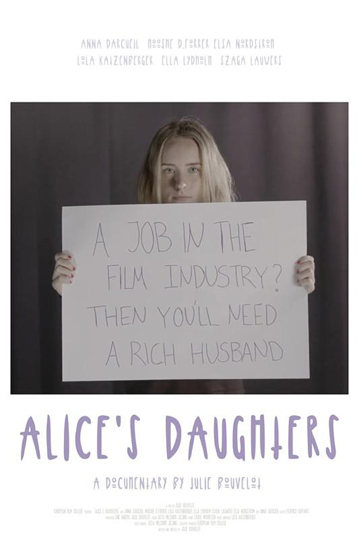 The Paus Premieres Festival Presents: 'Alice's Daughters' by Julie Bouvelot image
