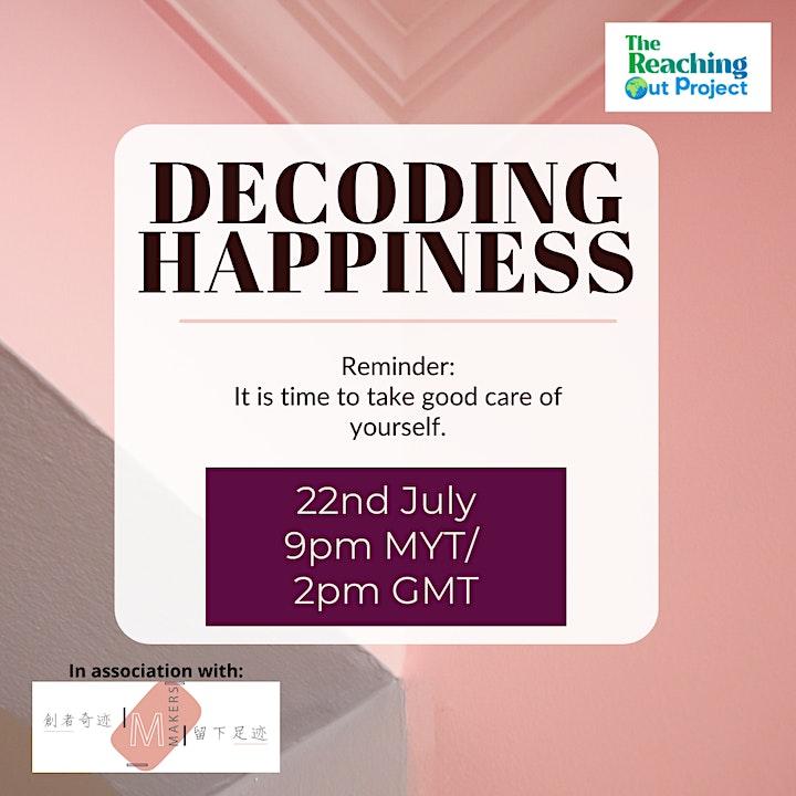 Decoding Happiness image