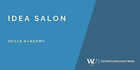 Skills Academy Workshop: Idea Salon Tickets
