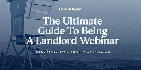 The Ultimate Guide to Being a Landlord - Online Event tickets