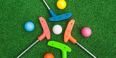 Family Mini-Golf and Lunch tickets