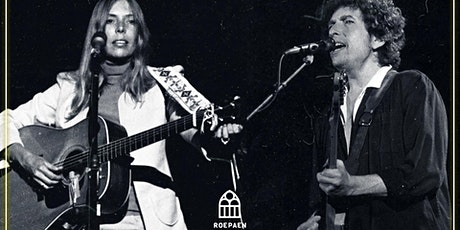 Joni Mitchell & Bob Dylan • Terrasconcert tickets