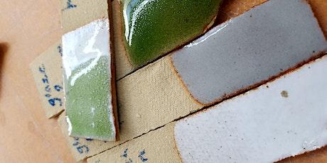Pottery  - Experimental Glaze Workshop, Saturday. tickets
