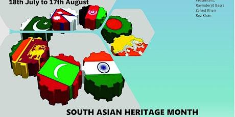 South Asia Heritage Month Presentation (EM) tickets