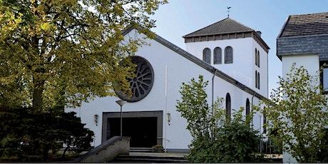 Hl. Messe - St. Michael - So., 29.08.2021 - 09.30 Uhr Tickets