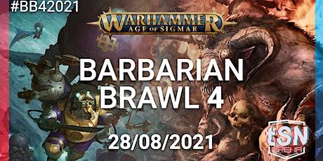 Barbarians Brawl 4 - A THWG AOS EVENT tickets