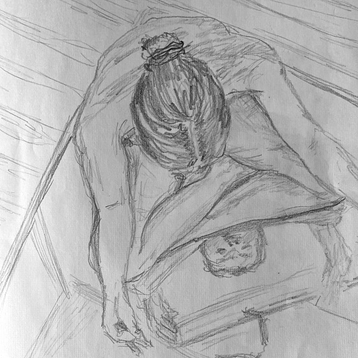 Easely Does It - Family Friendly Life Drawing- Bodies - with Maria image