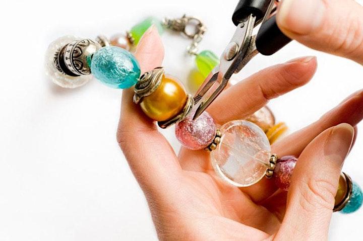 Jewellery Making Workshop (must be aged between 11-18) image