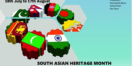 South Asia Heritage Month Presentation (WM) tickets